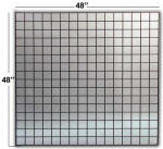 "48"" High X 48"" Wide Grid Panel"