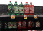 Soda Bottle Merchandiser