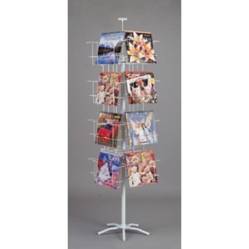 Floor Spinner Displays Post Card Displays