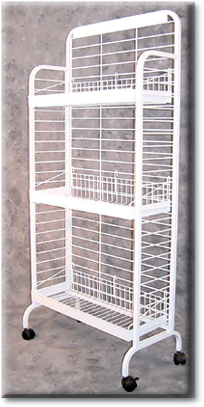 Wire Snack Rack
