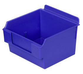 Shelfbox 100 for Slatwall 5-Pack